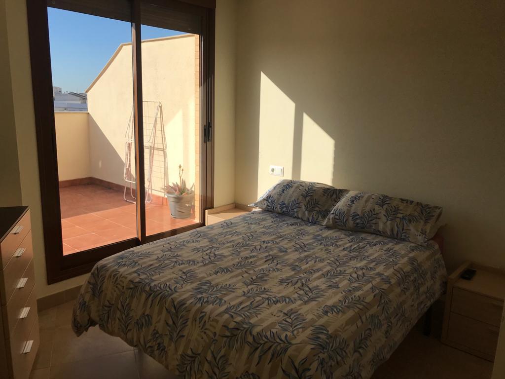 Beautiful penthouse in the center of Pilar de la Horadada