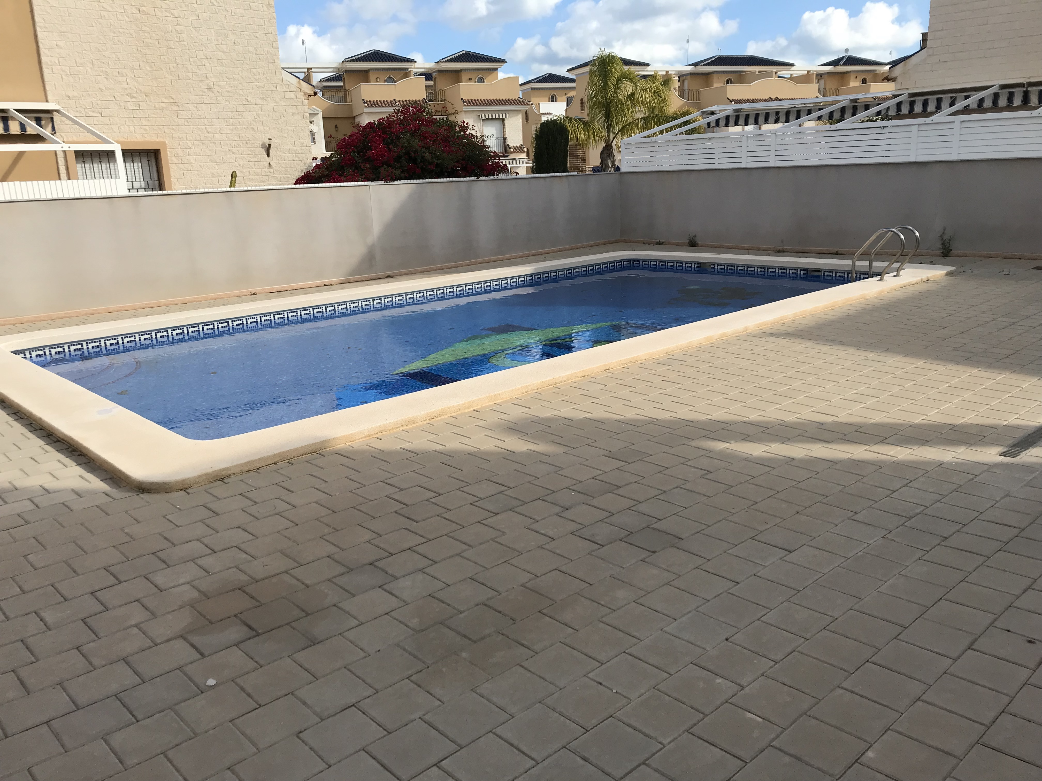 Duplex with pool in Torre de la Horadada